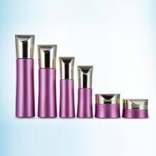 化妆品玻璃瓶套装定制 乳液瓶 爽肤水面霜瓶 精华粉底液30ml五件套批发