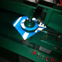 河南优质交通标牌切圆机厂家/液压冲角机生产商/专业就是质量批发