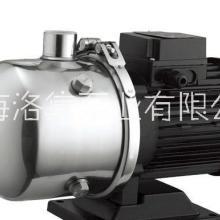洛集泵业CHL,CHLK轻型不锈钢多级泵卧式离心泵不阻塞现货供应终身维修厂家直销图片