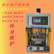 程宏伺服热熔机 螺母塑胶柱精密热熔机械  自动上升下降热熔机械  伺服热熔机