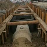 拉森钢板桩基坑沉桩施工工艺 18拉森钢板桩沉桩施工