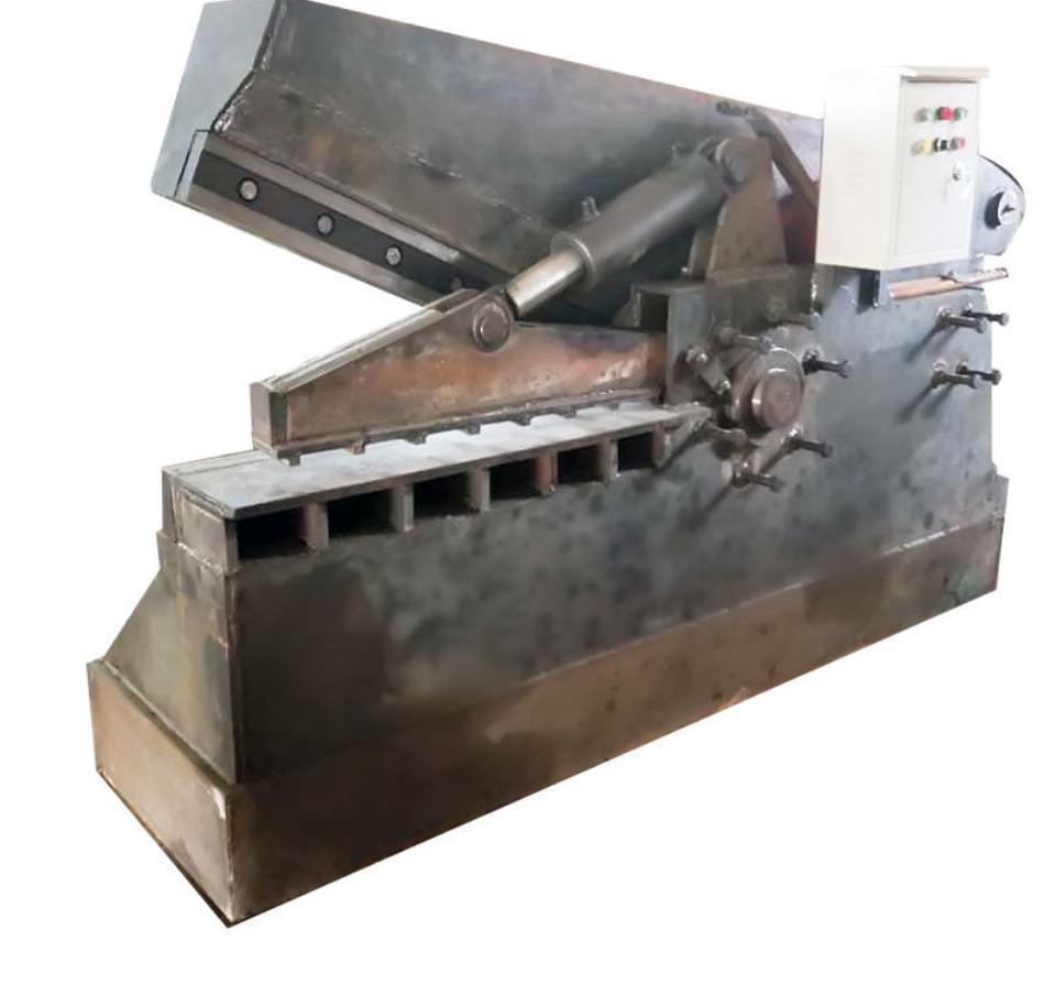 金属剪断机 废旧钢板剪切机 鳄鱼式鳄鱼剪