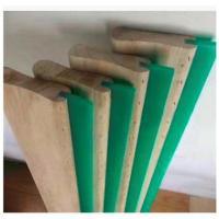 深圳市丝网专用刮胶价格手工丝网印刷刮刀厂家 木柄丝印刮刀定制厂家
