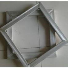 珠海市印铝网框厂家 印花框跑台框模板价格 丝印铝框丝供应商批发