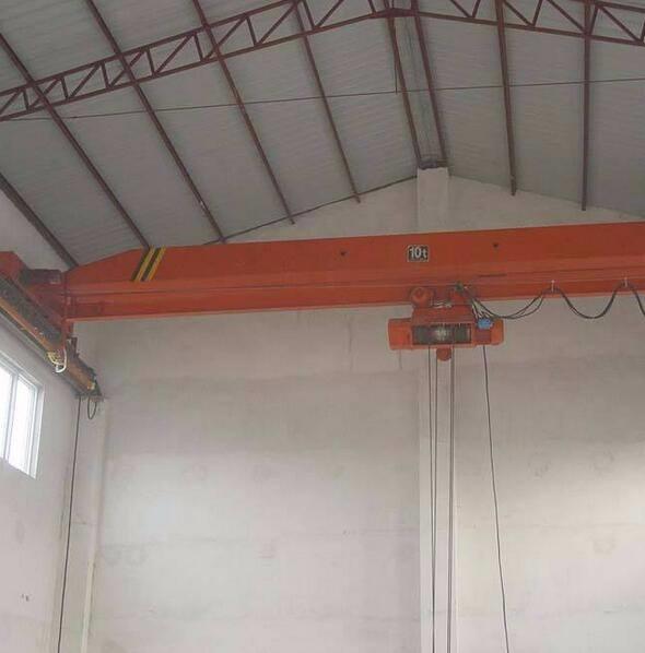 单梁桥式起重机 电动葫芦工程机械 山东起重机械价格
