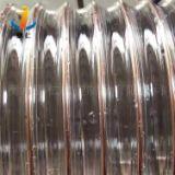 壁厚0.6mm 200mm PU钢丝软管 清扫车 吸尘管厂家批发