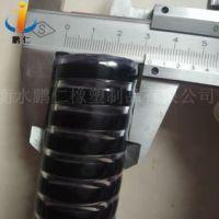 ID25.4MM OD32mm PVC平肋加强型透明螺旋吸水软管 厂家直销 PVC螺旋吸水软管