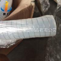 1.5寸透明钢丝吸管医用级耐酸真空吸管硅胶软管 工厂低价格  制药硅胶软管