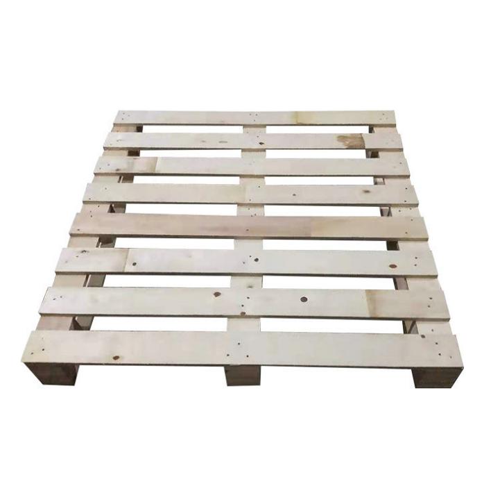 供应免熏蒸木托盘支持定制胶合板运输实木托盘仓储物流专用木托板