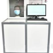 防护型口罩颗粒物过滤效率测试仪图片