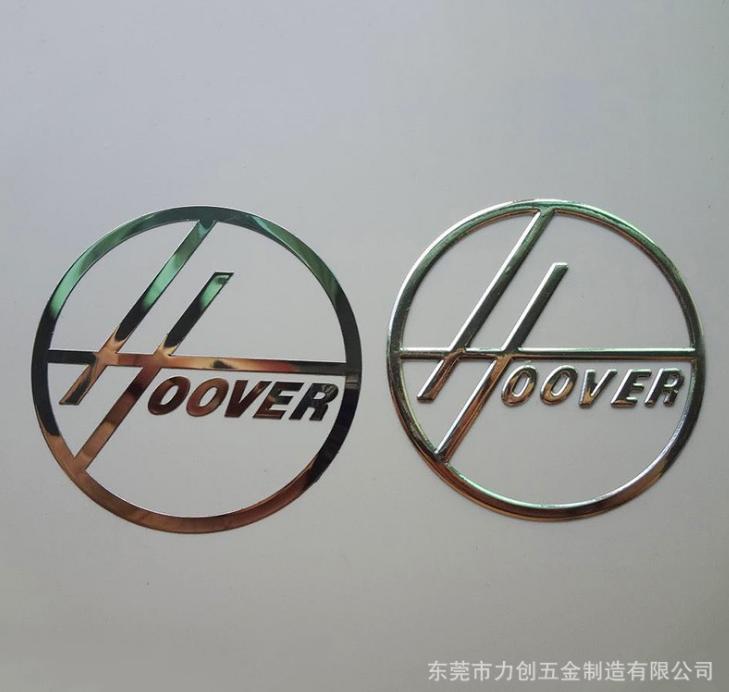 深圳市电铸标贴价格,东莞市金属贴纸厂家