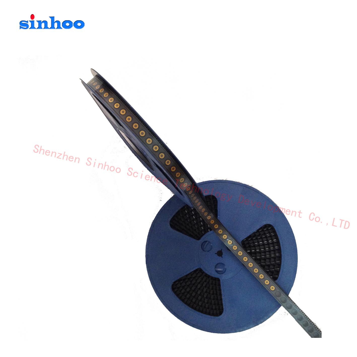 SMT贴片螺母SMTSO-M2-1.5ET PCB焊接铜螺母  M2-1.5铜 1500个/盘