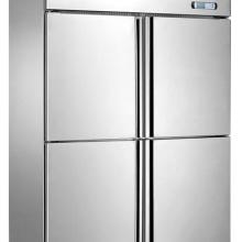 四门低温速冻柜供应商 四门低温速冻柜报价  广东四门低温速冻柜