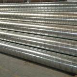 除尘器排烟通风管道 烟道 通风管厂家 白铁皮排风管加工定制