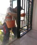 楼房学校外墙高空清洗工程图片