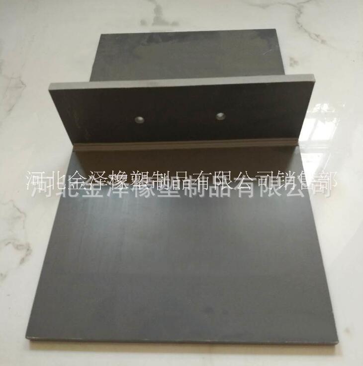 PVC T型隔板加工定制各种型号塑料T型隔板  四川高铁T型挡板隔板 PVC电缆槽隔板