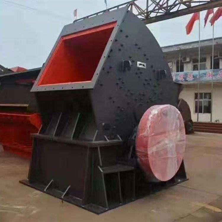 上海反击式破碎机 石料生产线上破碎设 鹅卵石制砂机