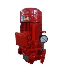 正济牌消防泵XBD5.0/20G  管道泵生产厂家  立式消防泵 立式消防泵生产厂家批发