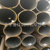 厂家批发无缝钢管  大口径薄壁山东Q345B无缝钢管供应商  切割零售