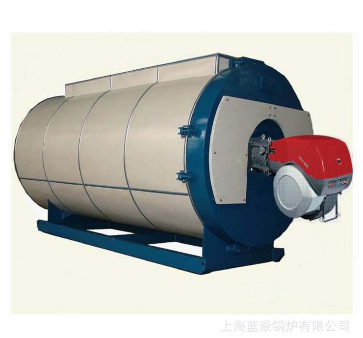 热水锅炉 100万大卡全自动卧式燃油气常压