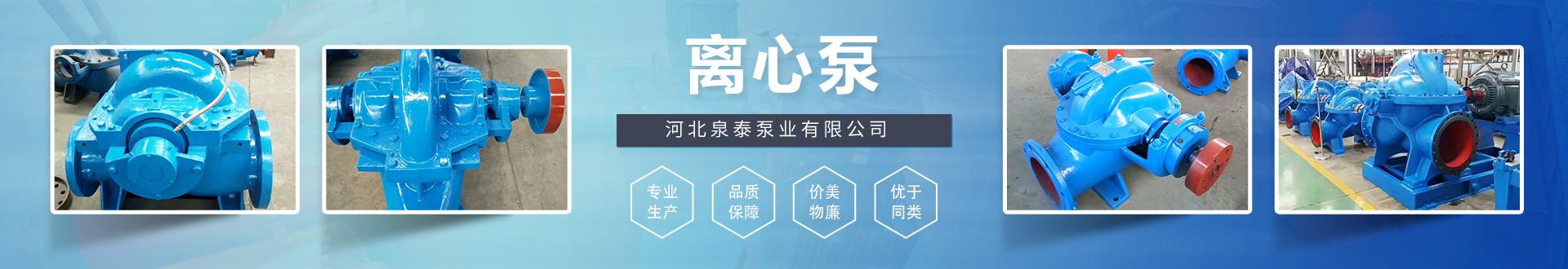 河北泉泰泵业有限公司