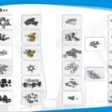 螺丝机器视觉自动筛选机  螺母外观检测设备供应商