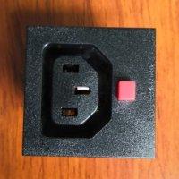 450V电源母座厂商-C13防脱母座-供应商