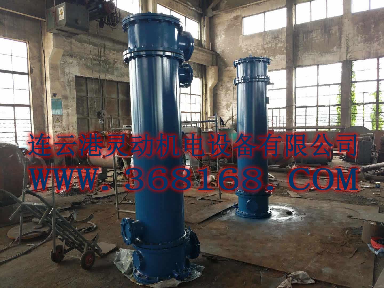 冷油器 列管式冷油器 双联冷油器换管厂家及冷油器更换管束