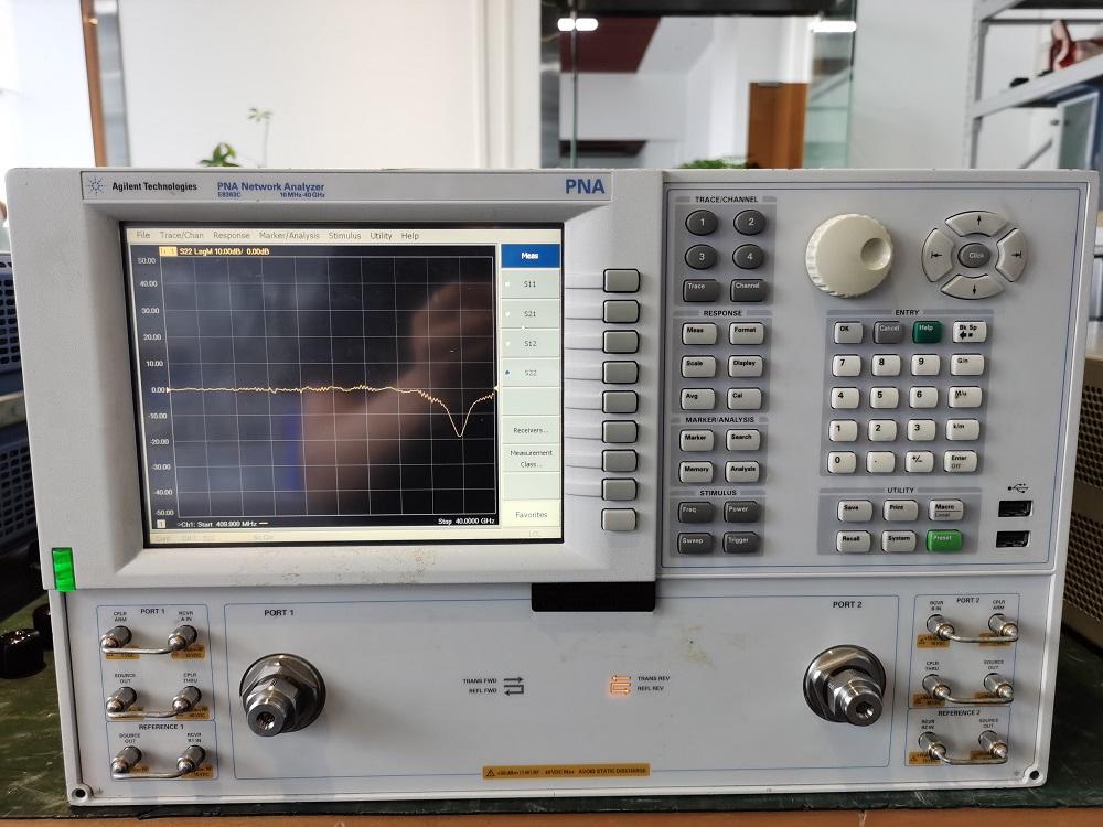 安捷伦网络分析仪 E8362C维修