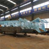飞驰环保出售HCGC小型水草破碎船 全自动水草破碎船  水葫芦破碎船