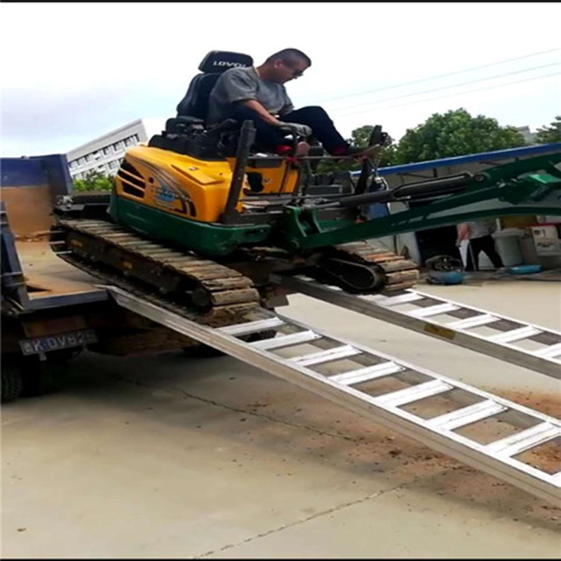工程农业机械有大象牌高强度定制款铝合金爬梯