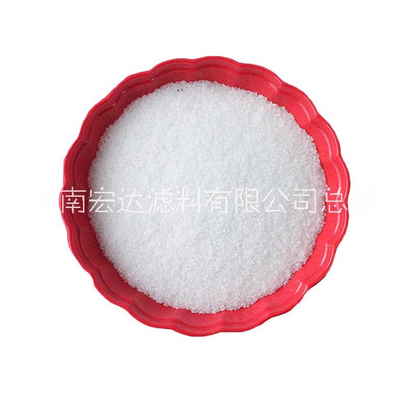 聚丙烯酰胺污水絮凝剂 化工水沉淀剂阴离子聚丙烯酰胺生产厂家 聚丙烯酰胺污水处理剂