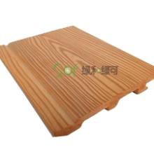 新型仿木纹外墙板纳米高分子护墙板由广东厂家供应高端环保塑木外墙装饰批发