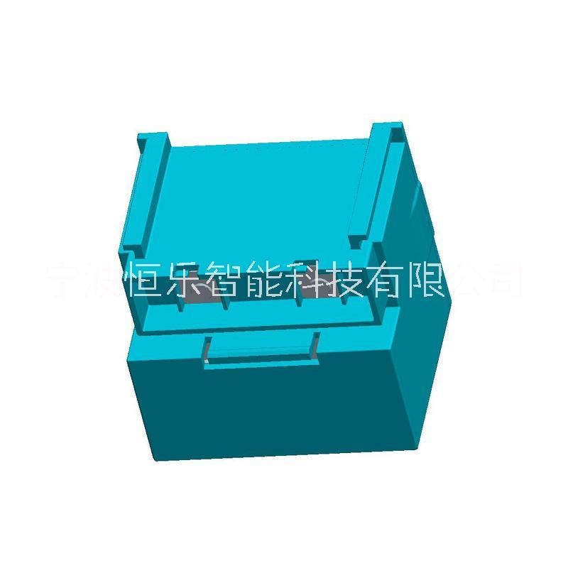 电动窗帘控制盒 电池盒