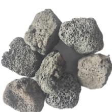 浮石 多肉颗粒铺面石 鱼缸水族垫 山石 水过滤用火山岩颗粒图片