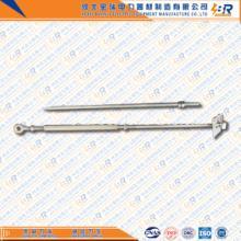 邯郸永年宝瑞电力 专业生产外贸出口型锻打拉线棒拉棒 管式拉线棒