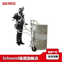 上海施盾简易油桶周转车厂家、批发、多少钱【施盾(上海)工业设备有限公司】图片