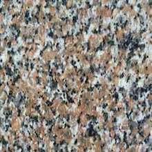 五莲红花岗岩供应图片