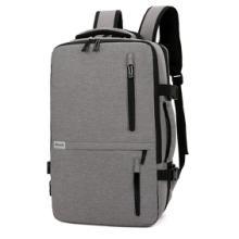 时尚新款双肩包 包包定制 广州男士休闲包 旅行双肩背包厂家定做图片