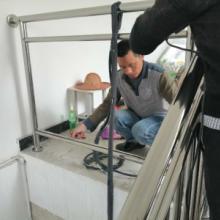 贵阳护栏厂生产安装304 201不锈钢楼梯护栏 阳台护栏 天台护栏 现场加工安装 看得见的保障图片