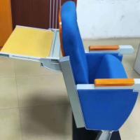 成龙教学供应软椅 折叠软椅 电影院排椅 院线座椅厂家直销 高端会议场所排椅价格