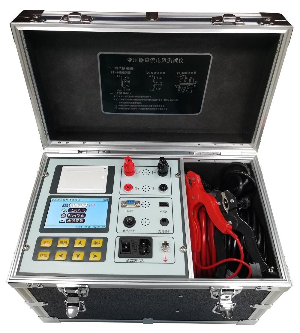 YCR9910A直流电阻测试仪销售